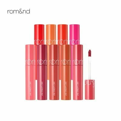 [Rom&nd] Juicy Lasting Tint 9 Colors 5.5g (2019 New)