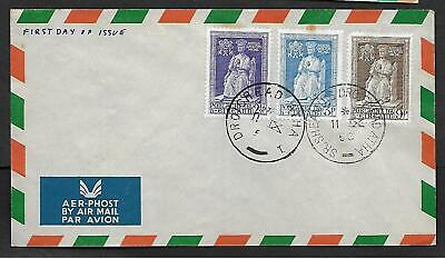 1960    FDC         HOLY YEAR        Airmail