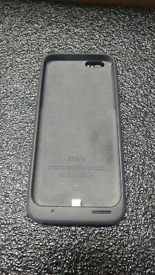 free shipping 969b0 edf1a APPLE IPHONE 6/6S Charcoal Gray Smart Battery Case - $19.50 | PicClick