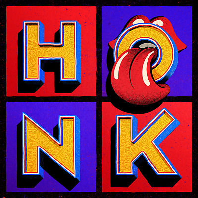 HONK 3 CD by The Rolling Stones Audio CD Discs 3 Interscope 19APR19 NEW