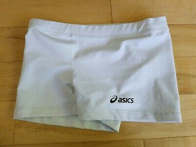 Asics NEW Solid Tone Women/'s Low Cut Performance Active Shorts $28