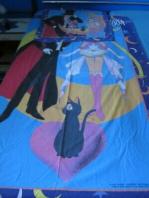 Vintage Sailor Moon Bedding Sheets Twin Bed Set Dreamstyles Nfrb