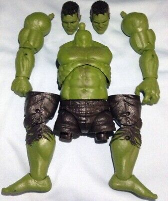 Marvel Legends 2019 Avengers Endgame HULK BAF UNASSEMBLED  In Hand!💥🔥💥