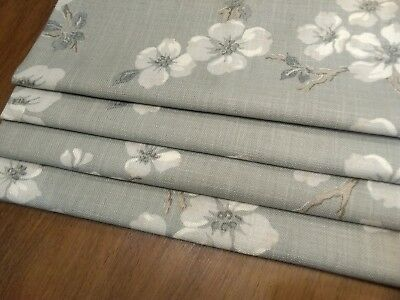 Laura Ashley MTM Roman Blind in Iona floral fabric   upto120cm wide - SALE