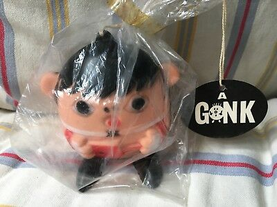 Fabulous Vintage 1960s Gonk - Gonk Beat New In Original Packet With Attached Tag