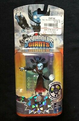 Skylanders Giants Lightcore HEX Lights Up! NEW VHTF!