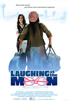 Laughing at the Moon [DVD] [2019] NEW-Drama, Comedy-PRE-SALE SHIPS ON 7/8/19
