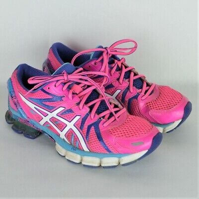 detailed look e296b 05510 Asics Gel Sendai 3 Running Shoes Womens Pink T396N size 9