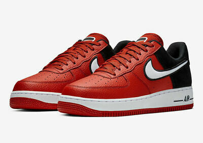 NIKE AIR FORCE 1 '07 LV8 1 Size 12 Shoes AF1 Mystic Red