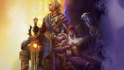 """World of Warcraft Game OnlineSilk Wall Poster Picture Canvas Deco 24/""""x36/"""" MOP040"""