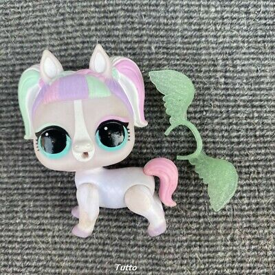 LOL Surprise Doll Unipony Unicorn's Pet Pony wrong body Toy Horse As picture TT