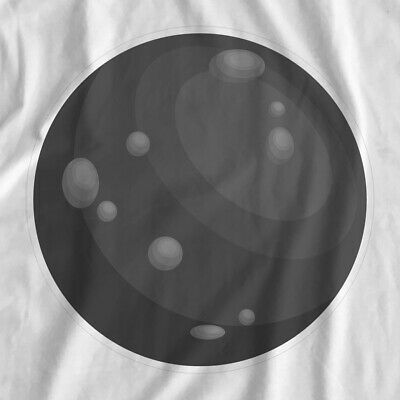 Outer Space | Planet Mercury | Iron On T-Shirt Transfer Print