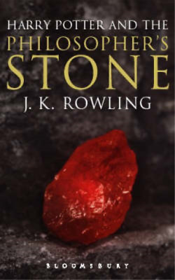 Harry Potter and the Philosopher's Stone (Book 1): Adult Edition, J.K. Rowling,