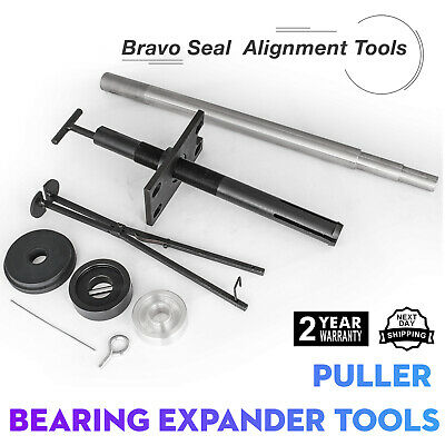 ALIGNMENT BEARING PULLER Bellow Expander Gimbal Ring Driver
