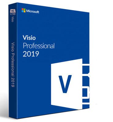 iNSTANT MS Microsoft Visio 2019 Professional PRO 2019 Key FOR 1 PC GENUINE