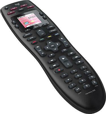 Logi by Logitech Harmony 665 Advanced Universal Remote Control with LCD Display