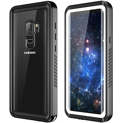 Full Body Protective Rugged Cover For Samsung S9 Plus Case Shockproof Waterproof