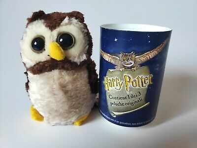 peluche gufo harry potter