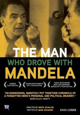 The Man Who Drove with Mandela (DVD,1998)