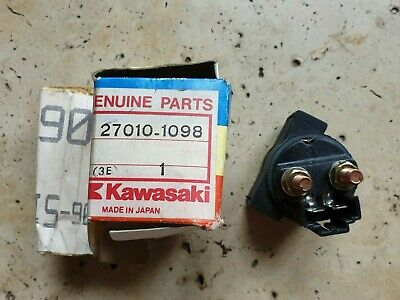 Starter Solenoid Relay Kawasaki Replaces 27010-1235, 27010-1098 GPZ LTD EN NIJA
