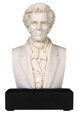 Andrew Jackson Bust Sculpture Historical Statue Figurine *GIFT BOXED*