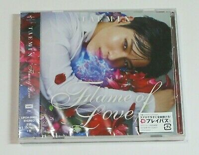 NEW SHINEE TAEMIN Flame of Love First Limited Edition CD+DVD