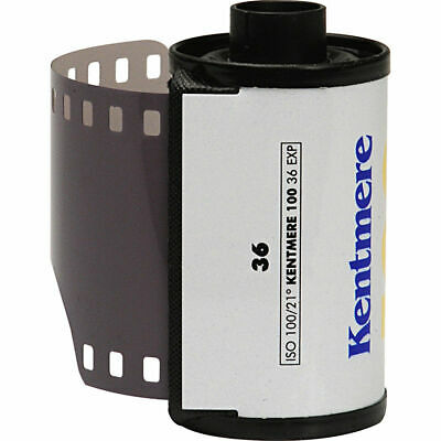 Kentmere 100 ASA Black and White  Negative Film (35mm Roll Film, 36 Exposures) 6