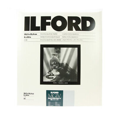 Ilford Multigrade IV RC Deluxe Resin   Coated VC Variable Contrast Black & White