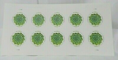 2017 Global Green Succulent Forever Stamp 564500-Mint-Never Hinged