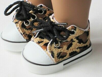 ff4717c5ed1c3 LITTLE LEOPARD TAIL Sneakers Fits 18