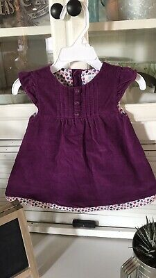 Girls Ditsy Floral Dress Ex JoJo Maman Bebe Age 0-24 Months 2-6 Years RRP £17