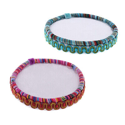 2pcs Embroidery Beading Mat Board Bead Tray For Crochet Sewing Crafting