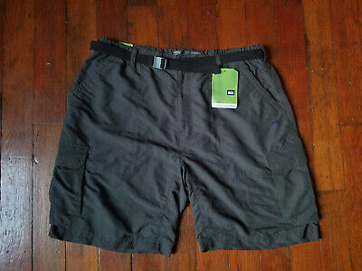 264f3c2b48 NEW REI Co-op Adjustable Belt 100% Nylon Outdoors Sahara Cargo Shorts -  Men's