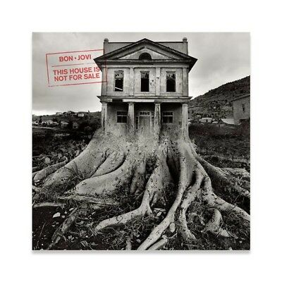 Bon Jovi : This House Is Not For Sale (Cd, 2016) Brand New!!!