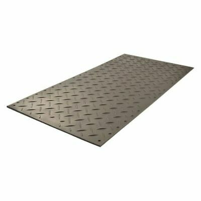 CHECKERS INDUSTRIAL PROD INC AM36S1 Ground Protection Mat,Black,51 lb.Weight