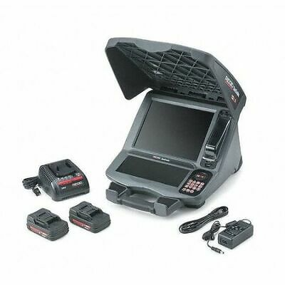 RIDGID CS12X Digital Recording Monitor,Size 12-7/64""