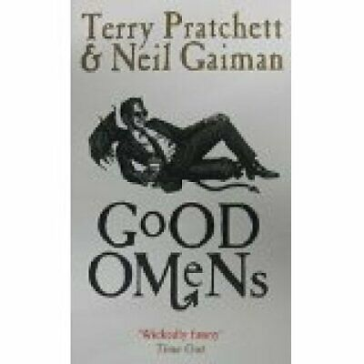 Good Omens by Neil Gaiman 9780552137034 | Brand New | Free UK Shipping