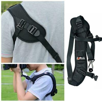 Focus F-1 Quick Rapid Sling Belts Neck Shoulder Strap For DSLR SLR Camera B V1L8