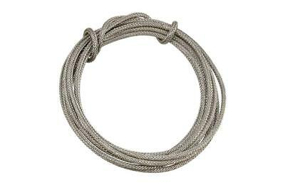Braided Shield Push Back Cloth Vintage Guitar Wire~10 ft~USA~Gibson SG~Brand New