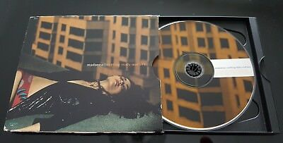 Madonna Rare Usa Black Eco-Pack Case 2 Tr Nothing Really Matters Cd Single Vg