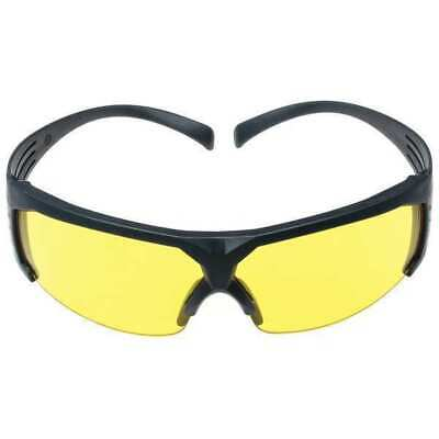 0dc5c5fc266f 3M SF603SGAF Securefit™ Safety Glasses With Gray Frame And Yellow Anti-Fog  Lens