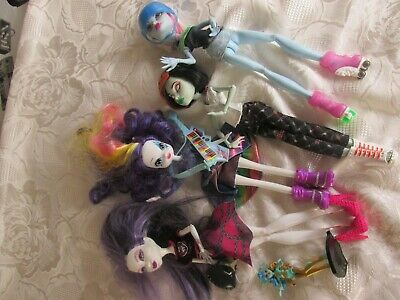 Monster High and Equestria Girls