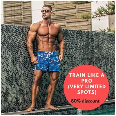 MASSIVE 80% discount. Very limited spots. World class online training