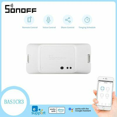 Sonoff BASIC R3 Smart Home WiFi Wireless Switch Module For IOS Android APP Ctrl