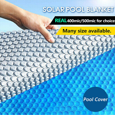 Solar Swimming Pool Cover Bubble Blanket 500 Micron Isothermal Design AU SHIP
