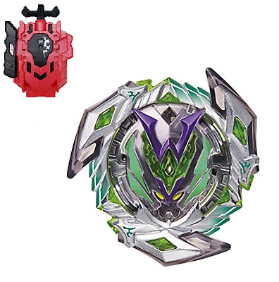 Twin Nemesis Noctemis B-102 Beyblade BURST+RED String LR Launcher B-88 Toy