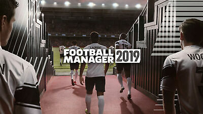 ⭐SALE⭐Football Manager 2019 100% ACTIVATION VIP! (PC,MAC)