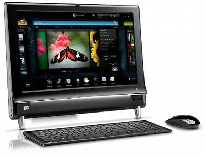 HP TouchSmart 9100 all-in-one bT6570 320G - LCD 23 inch Computer (new in box)