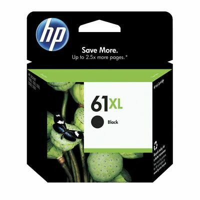 HP 61XL High Yield Ink Cartridge Black Brand New Free Postage