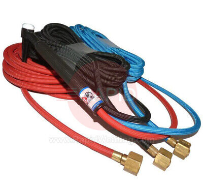 """CK 20 Tig Torch with SuperFlex Cable, 3/8"""" BSP"""